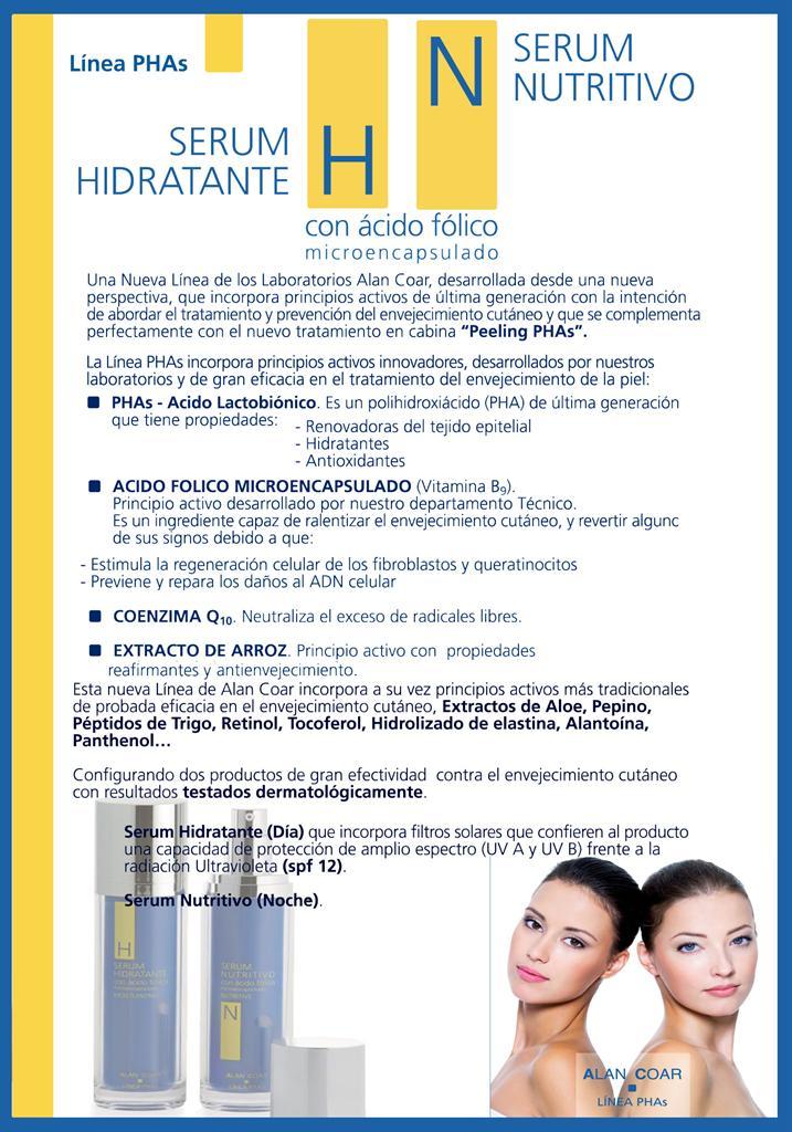 SERUM HIDRATANTE -NUTRITIVO ACIDO FOLICO-4