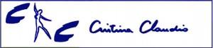 logo cristina claudio